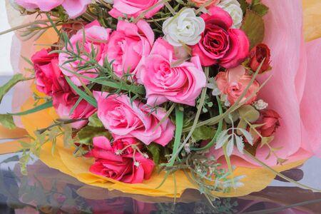 to arrange: flowers bouquet arrange for decoration
