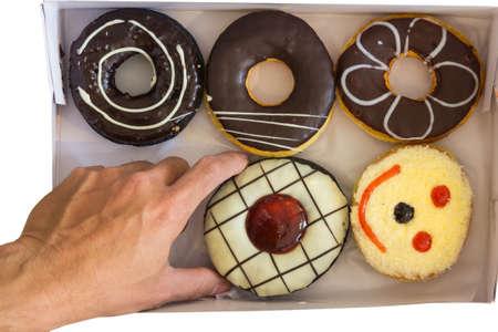 inter: delicious beautiful donuts inter dessert art