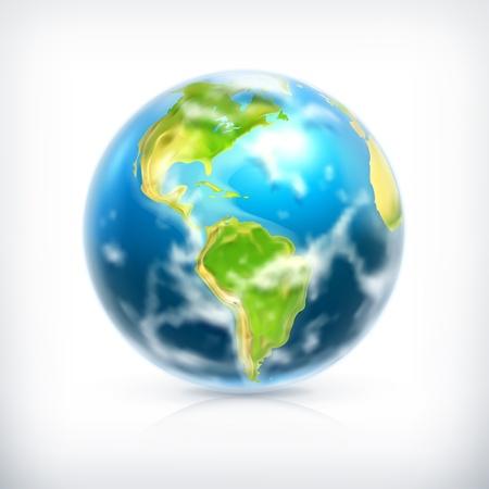 Earth Stock Vector - 13680383