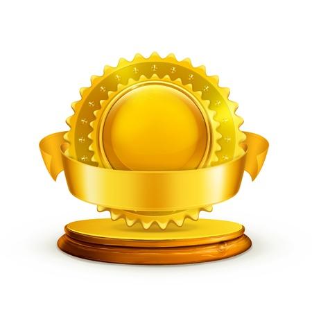 rank: Gold award Illustration