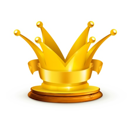 golden crown: Golden Crown