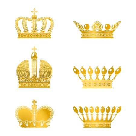corona reina: Juego de Coronas, el vector
