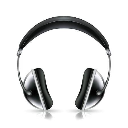 Head phones Vector