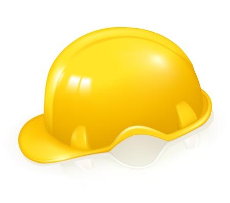 hard cap: Helmet, icon Illustration