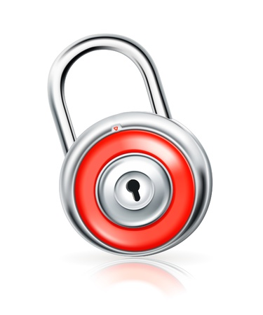 lock Stock Vector - 13695428