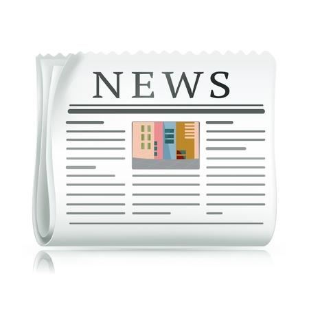 Newspaper Stock Vector - 13695505