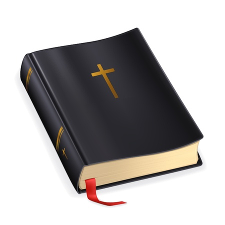 Bible Stock Vector - 13695632