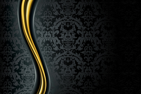 black textured background: Black Luxury Background