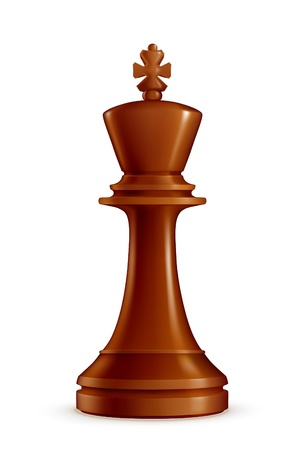 Chess King Stock Vector - 13695709