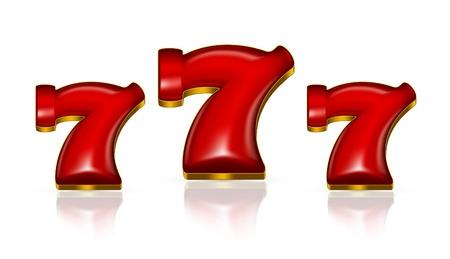 tragamonedas: Lucky Seven
