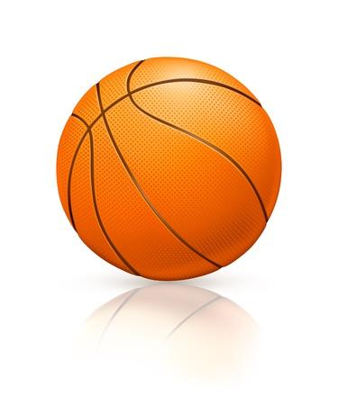 basketball ball: Basketball