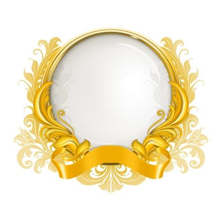 medallion: Luxury Frame