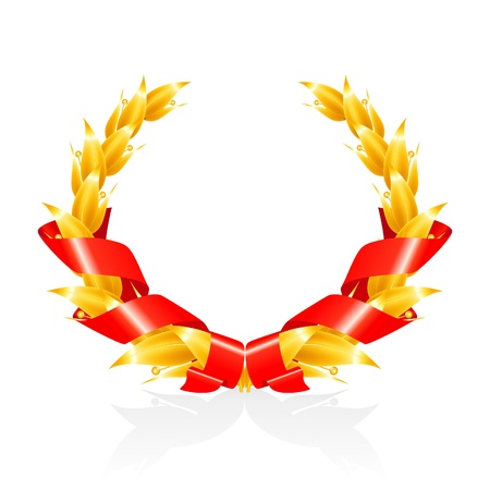 laurels: Laurel Wreath