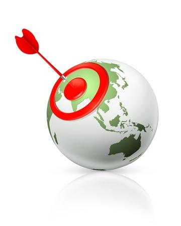sharpshooter: World target icon