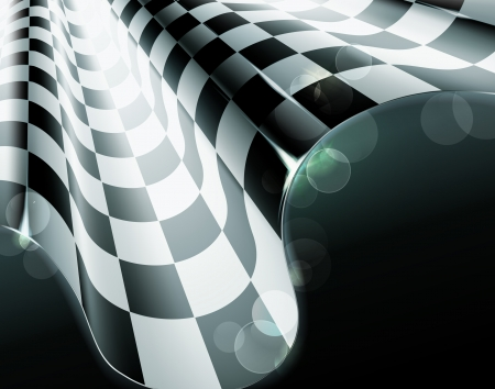 checkers: Checkered Background