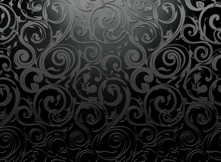 swirly: Seamless wallpaper pattern