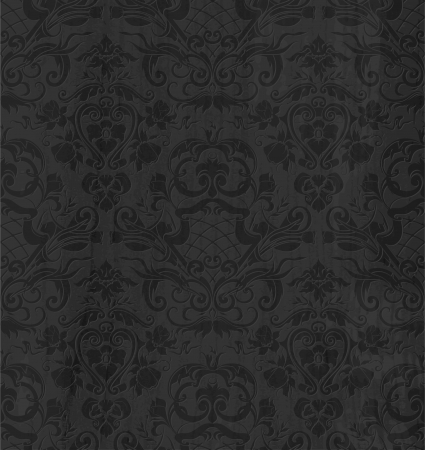 Seamless wallpaper pattern Stock Vector - 13739204