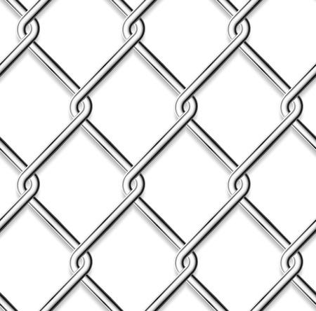 metal net: Malla de alambre, sin fisuras