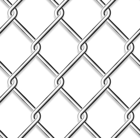Wire mesh, seamless Stock Vector - 13777234