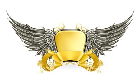 Vintage emblem Stock Vector - 13787384