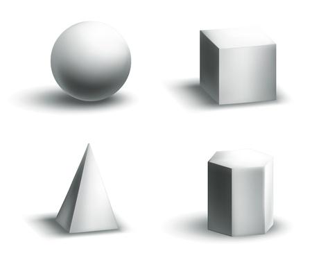 mértan: Geometriai formák