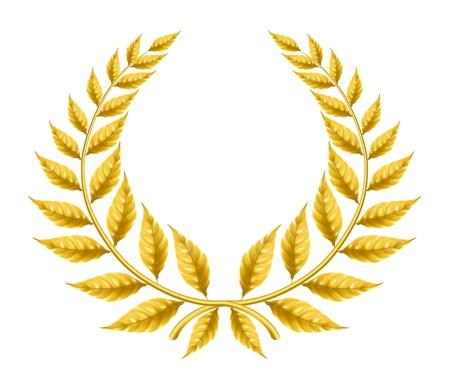 Golden krans