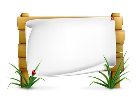 spring roll: Notice board