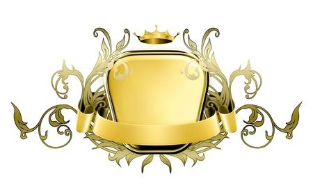 Vintage emblem Stock Vector - 13787370