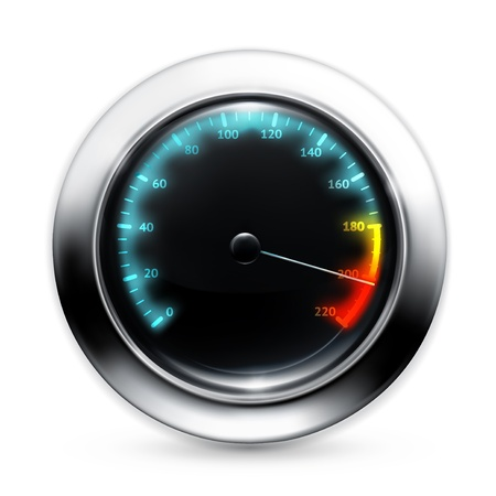 dials: Speedometer