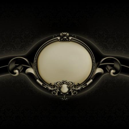 victorian frame: Vintage Frame