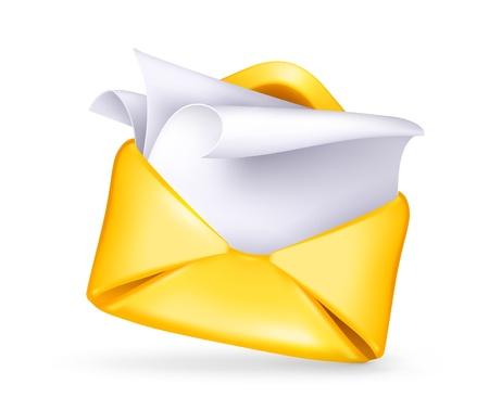 Letter Stock Vector - 13798202