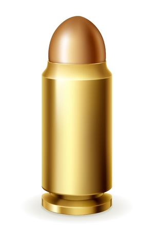 Bullet icon Stock Vector - 13798200