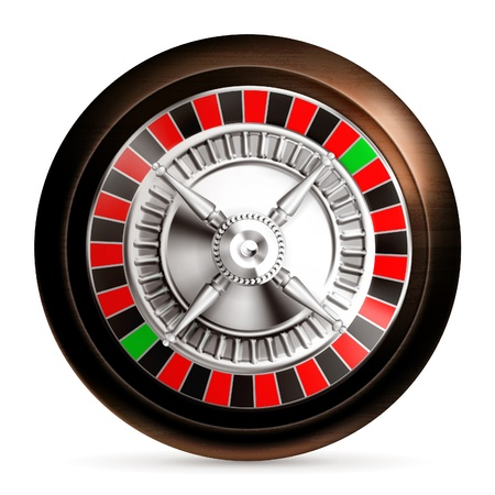 Roulette Stock Vector - 13798404