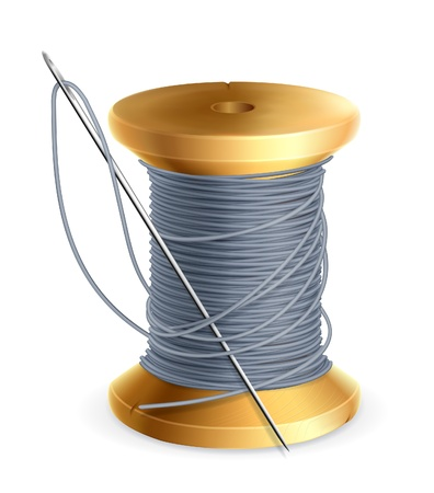 reels: Spool of thread
