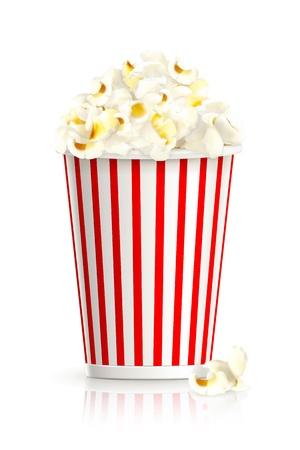 Popcorn Stock Vector - 13820548