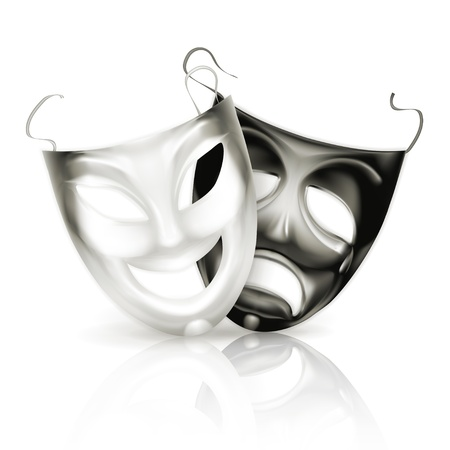 theaters: Theater masks