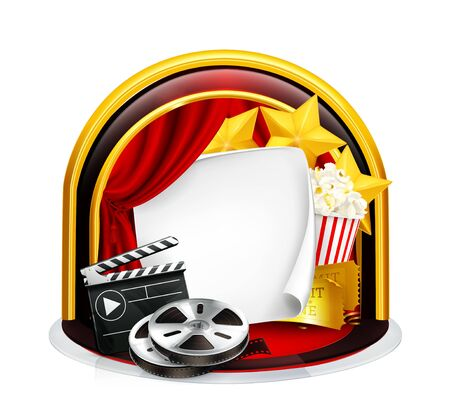 strip show: Movie frame