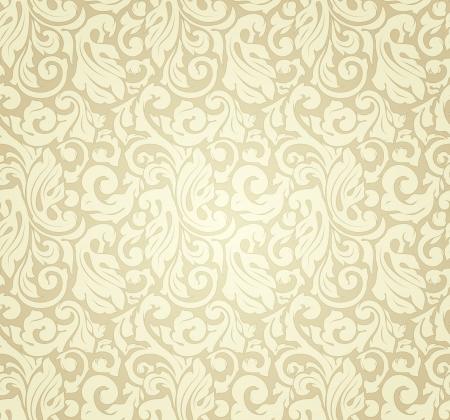 pattern background: Yellow pattern seamless Illustration