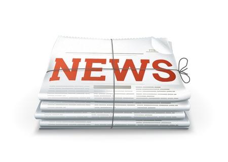 News Stock Vector - 13884909