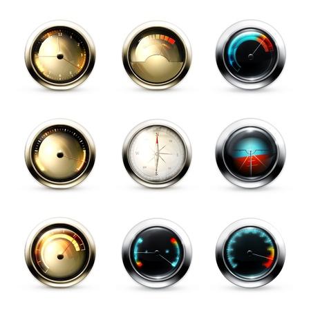 barometer: Measuring Devices, set