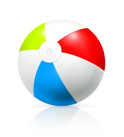 beach game: Beach ball