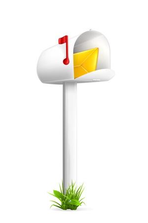 Mailbox Stock Vector - 13899305