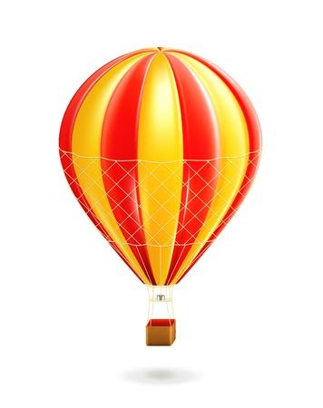 hot air balloon: Air balloon
