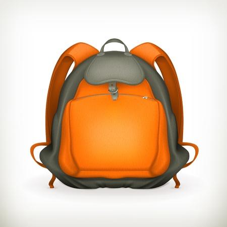 rucksack ': Backpack Illustration
