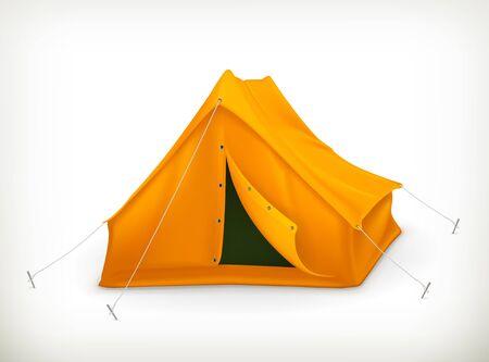Tent Stock Vector - 13899905