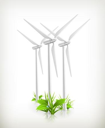 Eco pojęcie Ilustracje wektorowe