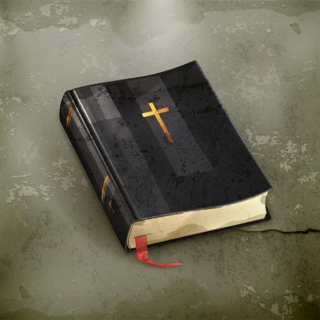 Biblia, al viejo estilo Foto de archivo - 14671612