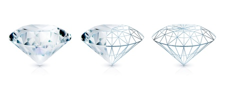 faceted: Diamond