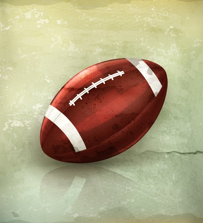 football american: American Football, old-style