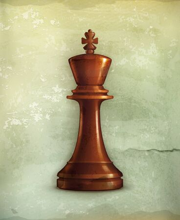 chess: Chess King, old-style
